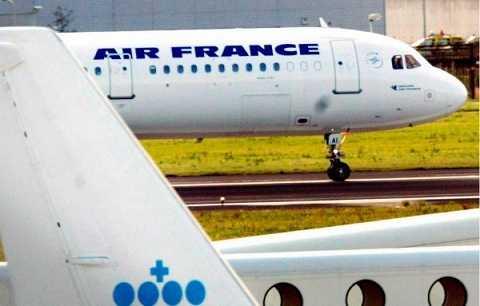 Máy bay Pháp phải sơ tán khẩn do đe dọa đánh bom - Ảnh minh họa