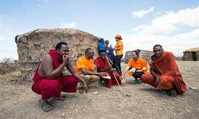 Halotel mang dịch vụ viễn thông tới các bản làng tại Tan-da-ni-a.