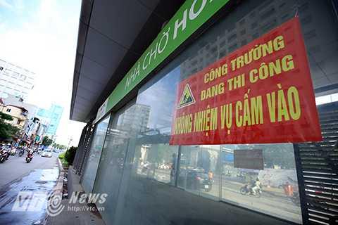 Theo dự kiến, quý đầu năm 2016, tuyến Hanoi BRT sẽ được đưa vào sử dụng. Công trình này được hứa hẹn sẽ là bước đột phá của giao thông Hà Nội trong thời gian tới.