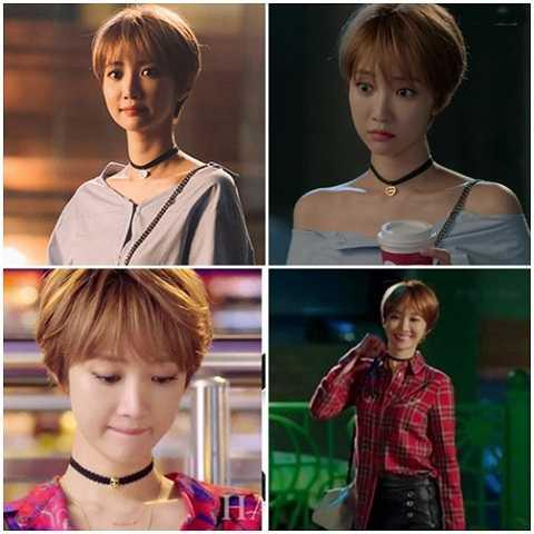 Cô nàng sành điệu Min Ha Rin trong phim
