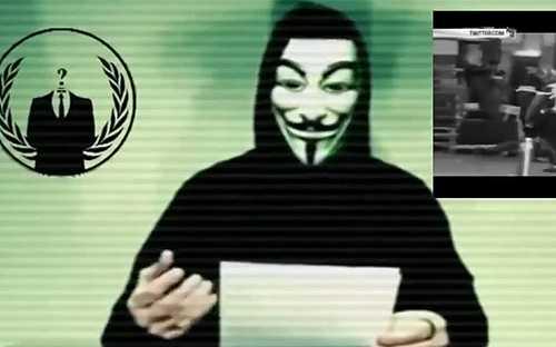 Hacker Anonymous tuyên chiến với IS