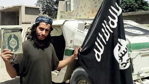 Abdelhamid Abaaoud, nghi phạm chủ mưu vụ khủng bố ở Paris
