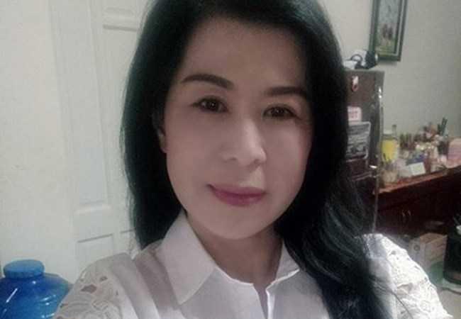Bà Hà Linh
