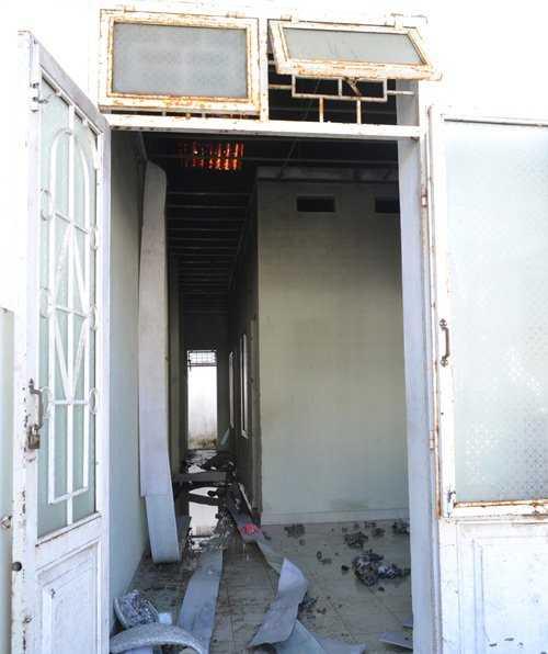 Căn phòng bị cháy làm 2 người thương vong