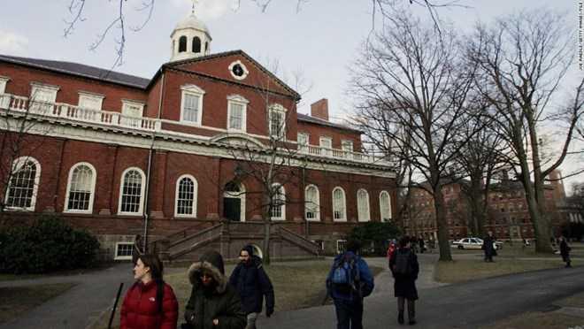 Đại học Harvard ở Mỹ