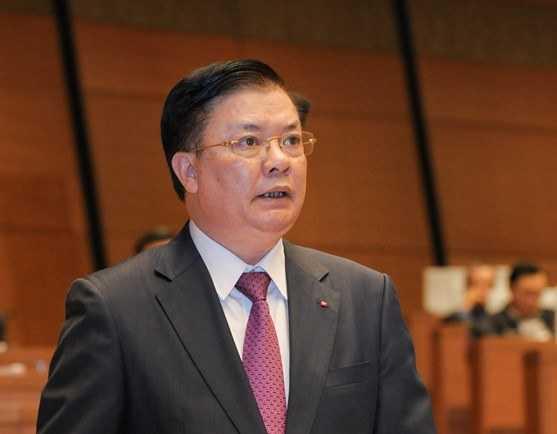 Trả lời lòng vòng Bộ trưởng Tài chính Đinh Tiến Dũng bị Chủ tịch Quốc hội nhắc nhở