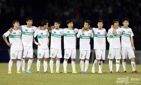 U21 HAGL sẽ dự giải với lực lượng mạnh nhất (Ảnh: Quang Minh)
