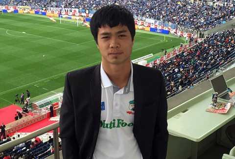 Công Phượng sẽ khoác áo Mito Hollyhock ở mùa giải 2016