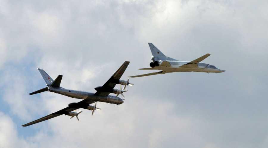 Các máy bay ném bom chiến lược tầm xa của Nga