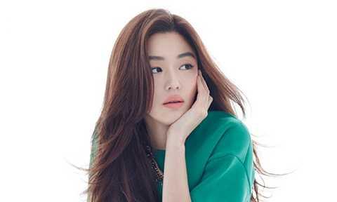 Jeon Ji Hyun không gây ngạc nhiên khi đứng vị trí số 2