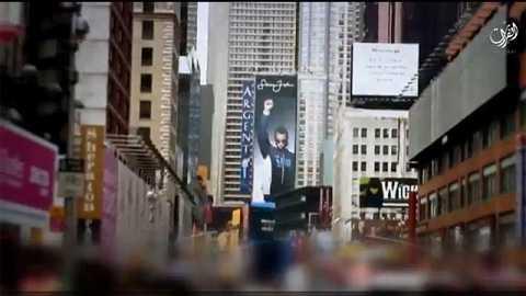 IS tiếp tục đăng tải video đe dọa tấn công thành phố New York