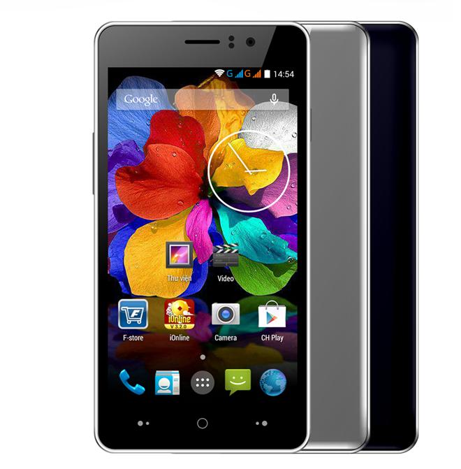 FPT S585 ra mắt đầu tháng 10 năm nay được đánh giá là điện thoại selfie giá tốt trên thị trường cùng phân khúc.