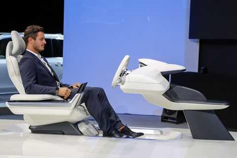 Volvo cho biết chiếc xe này sẽ không để xảy ra một tai nạn chết người nào do nguyên nhân từ lái xe.
