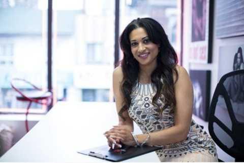 Natacha Noël - Giám đốc Absolute Bachelor Club. Ảnh: Toronto Star