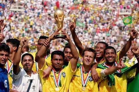 Vanga dự đoán sai trận chung kết World Cup 1994