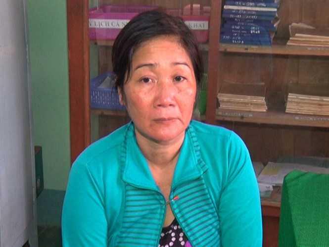 """Chân dung nữ """"ô sin"""" Nguyễn Thị Oanh trộm 27 lượng vàng SJC của chủ"""
