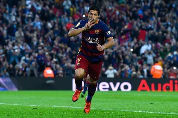 Suarez xóa nhòa nỗi nhớ Messi