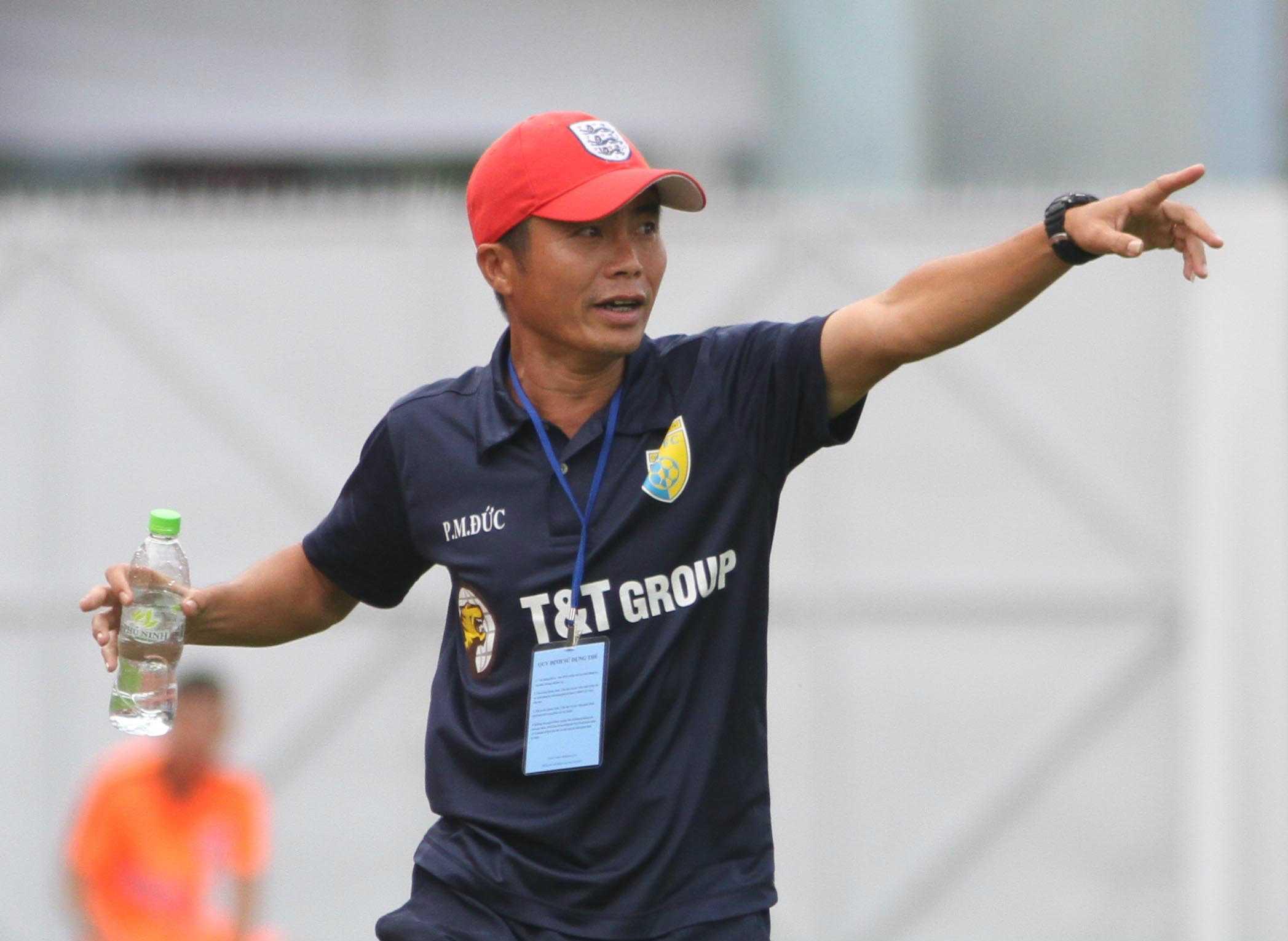 HLV U21 Việt Nam quyết thắng Thái Lan
