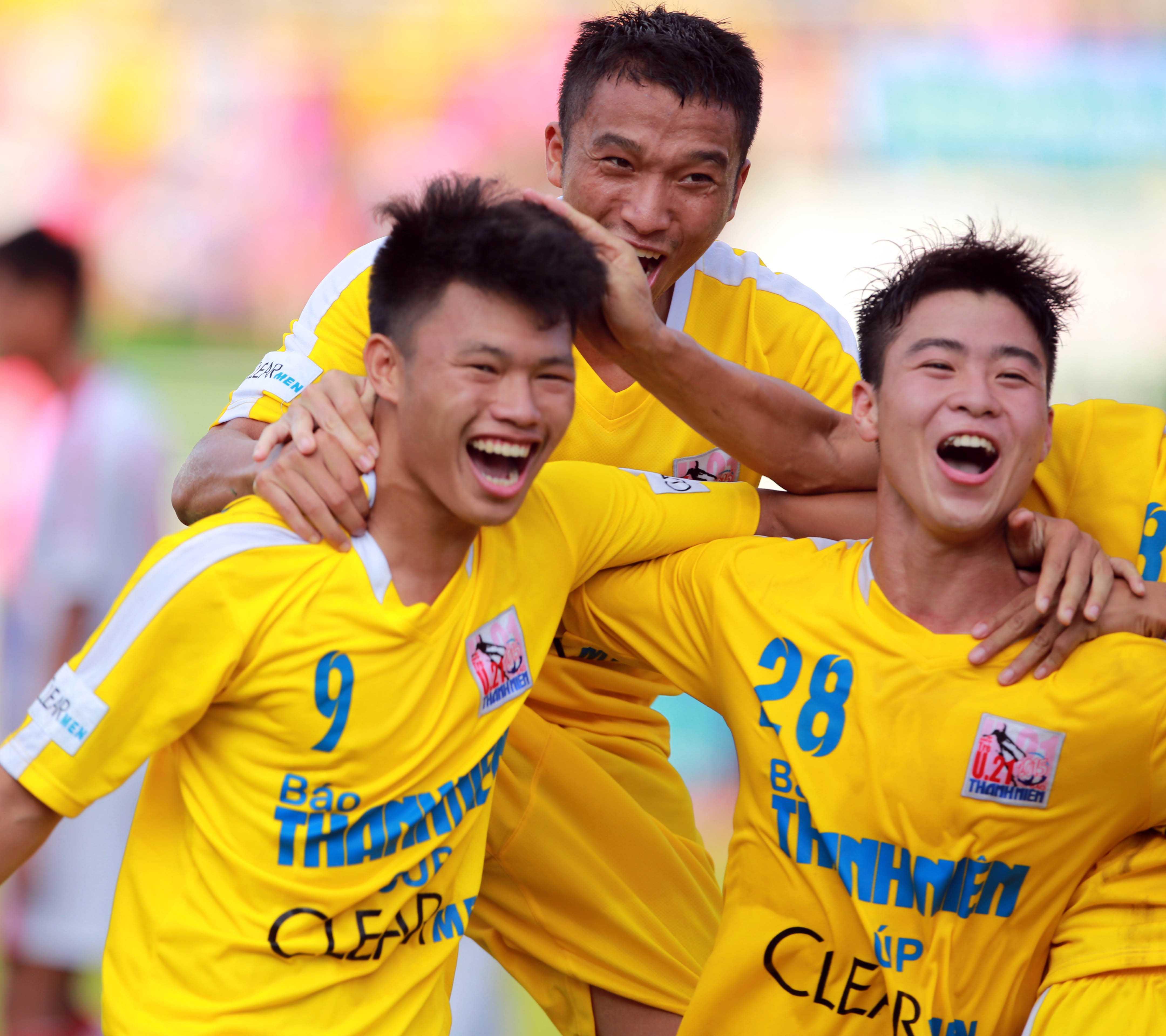 Hà Nội T&T là nòng cốt của U21 Việt Nam