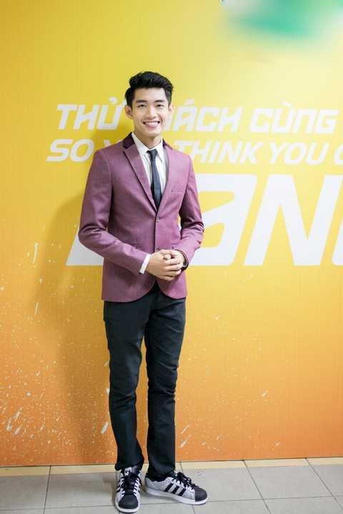 Tối 21/11, Quang Đăng có dịp trở lại với tư cách All-stars trong