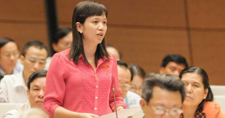 Đại biểu Điểu Huỳnh Sang (Bình Phước)
