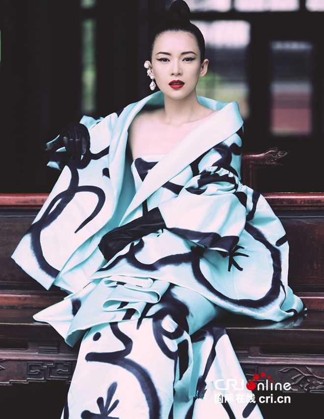 Chương Tử Di được đánh giá cao với vẻ ngoài đậm chất Á Đông. Cô đẹp hơn Củng Lợi, có nét tinh tế như Từ Tịnh Lôi và diễn xuất khiến Lý An ngưỡng mộ.