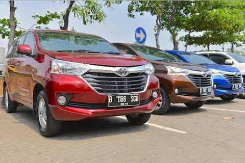Toyota Avanza là mẫu xe bán chạy số 1 ở Indonesia hiện nay