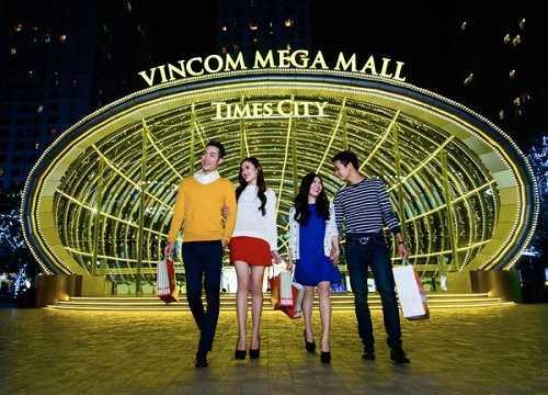 Chương trình Black Show sẽ diễn ra tại Vincom Mega Mall Times City
