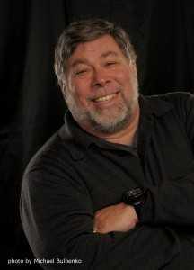 Steve Wozniak – nhà đồng sáng lập Apple