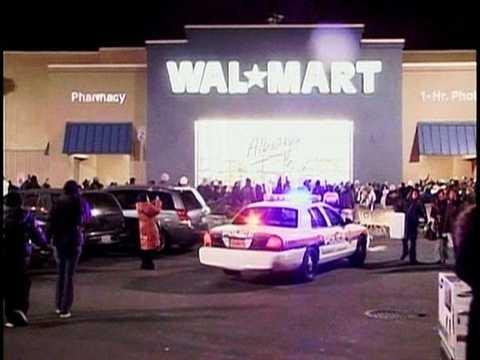 Tai nạn kinh hoàng ở Wal-mart