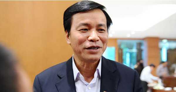 Ông Nguyễn Hạnh Phúc làm Tổng thư ký Quốc hội