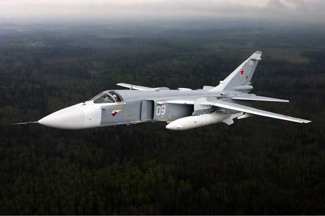 Sukhoi Su-24 Fencer của Nga