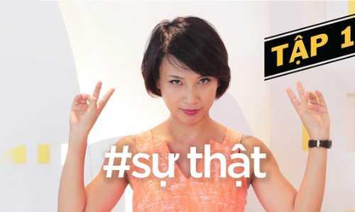 MC Thùy Minh cho biết tiêu chí của chương trình là nói thẳng, nói thật và không ngại va chạm.
