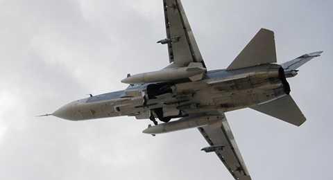 Nga khẳng định máy bay nước này không xâm phạm không phận Thổ Nhĩ Kỳ