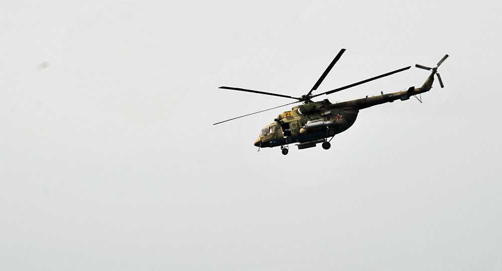 Trực thăng Mi-8 của Nga