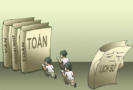 Tích hợp môn Lịch sử liệu có khiến học sinh càng quay lưng với môn học này?