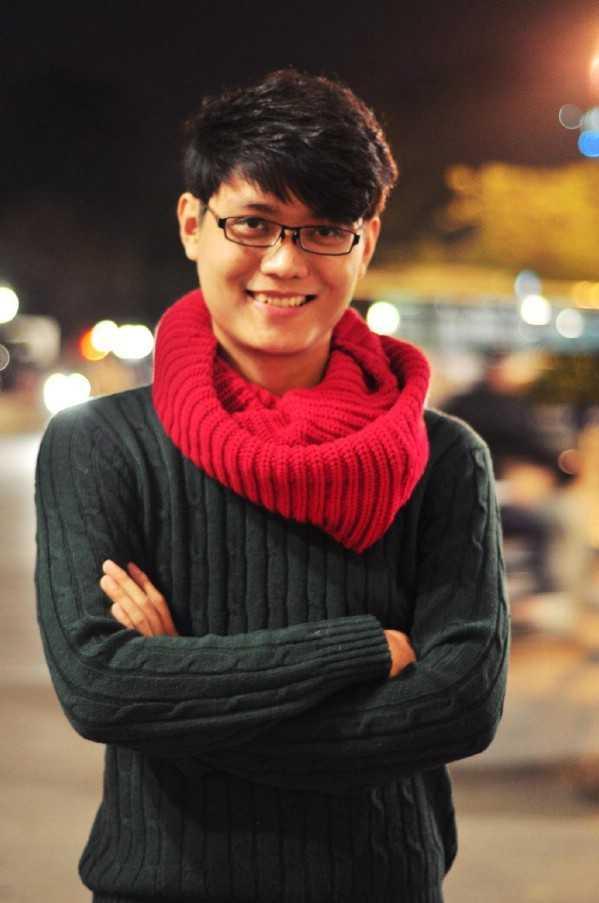 Hà Mạnh, đồng tác giả kịch bản của các chương trình Những kẻ lắm lời.