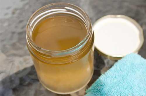 Dấm táo là thành phần quan trọng trong hỗn hợp này, bên cạnh mật ong và tỏi.