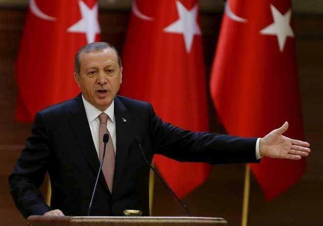 Tổng thống Thổ Nhĩ Kỳ muốn nói chuyện với tổng thống Putin