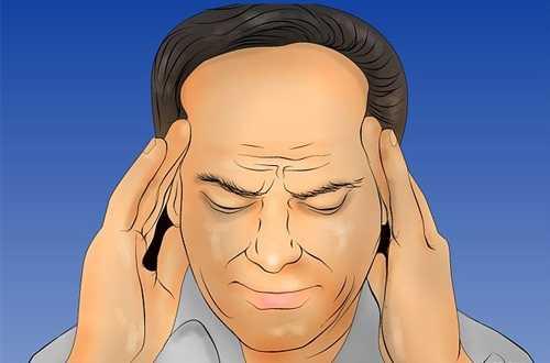 Thiếu máu lên não có thể dẫn tới đau đầu thường xuyên.