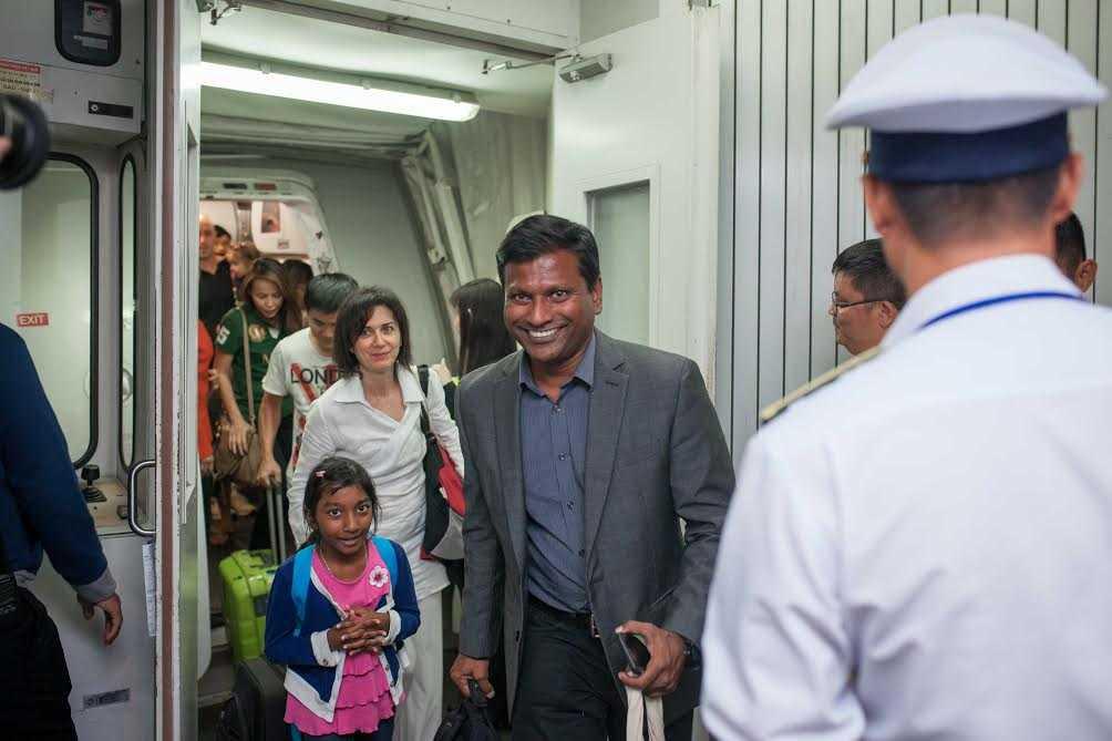 Jetstar Asia bắt đầu thực hiện chuyến bay đầu tiên giữa Đà Nẵng và Singapore từ ngày 27/11.