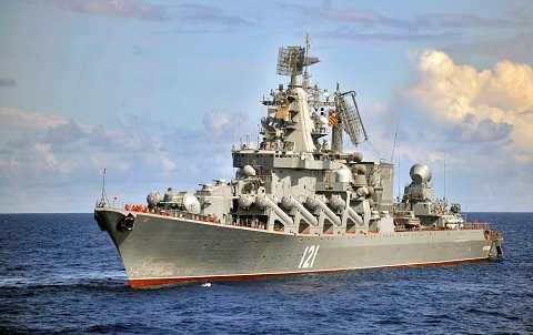 Tuần dương hạm Moskva