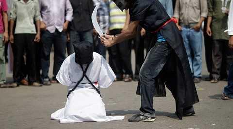 Riyadh sẽ chặt đầu hơn 50 tử tù trong cùng một ngày vì tội khủng bố
