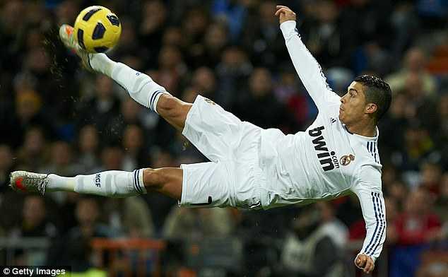 Ronaldo cần tìm lại cái duyên ghi bàn