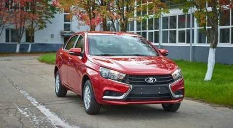 Mẫu xe Nga giá rẻ bán được 780 xe ngay trong ngày đầu mở bán