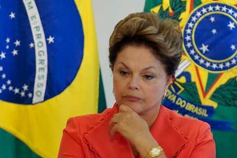 Tổng thống Brasil, bà Dilma Rousseff