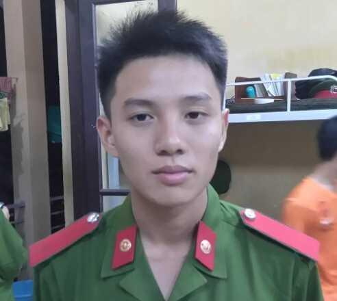 Thủ khoa trường ĐH Phòng cháy chữa cháy  Lê Quốc Huy chia sẻ những bí quyết để đạt kết quả cao trong học tập.