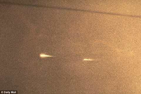 Những hình ảnh hiếm hoi về vật thể bay không xác định đầu tiên trên thế giới tại Hull năm 1801