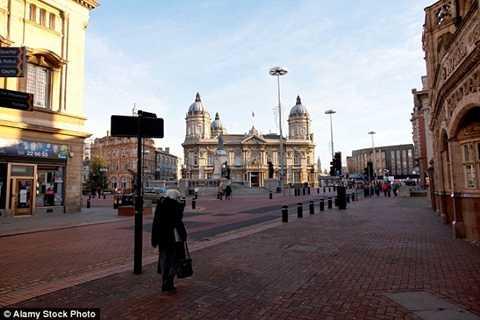Thành phố Hull, Vương Quốc Anh hiện nay