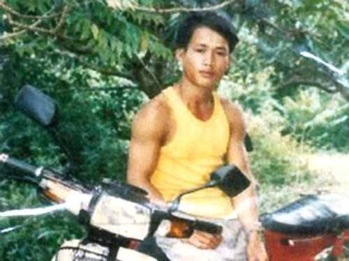 Nghi can Nguyễn Thọ lúc xảy ra vụ án. Ảnh: K.T.